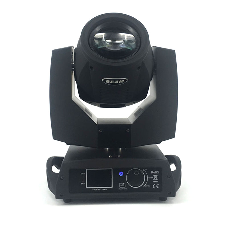 LED 7R 230W Beam Moving Head Light LED Lamp DMX Controller Lyre For Atmosphere Of Disco DJ Music Party Club Luces Discoteca