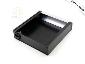 Image 3 - Aluminum case D2205 Aluminum Headphone Amplifier Chassis Preamplifier Enclosure AMP BOX PSU case