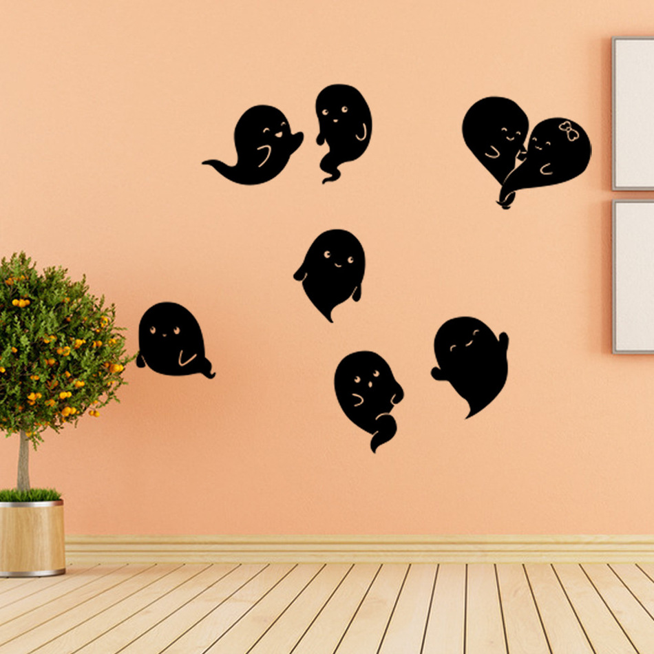 Perfect Wall Halloween Decorations Festooning - Wall Art Collections ...
