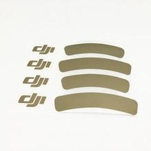 Sunnylife DJI Golden Decal Stickers DJI Phantom 3 Universal Housing Decorate Identifying Sticker for Phantom 1/2/3 Accessories