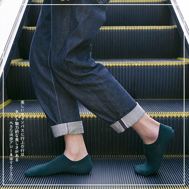 High Quality Fashion Brand Breathable Happy Socks Men Cotton Socks Meia Men Socks Short Sock For Men calcetines hombre