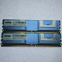 for Sun Blade T6320 T6340 X6250 X6320 X6450 X8450 Server RAM 16GB DDR2 ECC Fully Buffered 8GB 667MHz FB DIMM 4GB PC2 5300F 1.8V