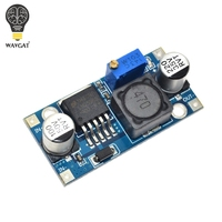 100PCS LM2596 LM2596S DC DC 4 5 40V Adjustable Step Down Power Supply Module NEW High
