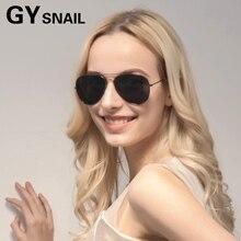 GYSNAIL Classic aviator Sunglasses men Polarized Brand Designer fashion sun glasses women goggles driving Mirror UV400 oculos
