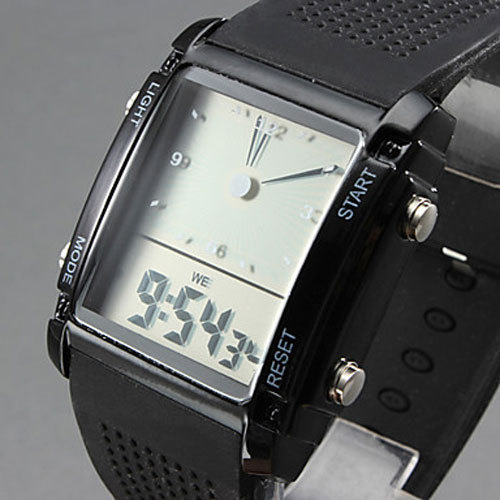 Fashion Digital Watch Quartz Watch Electronic 2016 New Watch Military LED Watch Men Wristwaches Relogio Masculino