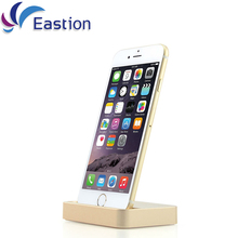 Charger Dock For iPhone 5 5S 6 6S 7 Plus SE 4.7 & 5.5 inch USB Sync Adapter Station Mobile Phone Smart Desktop Charging Device