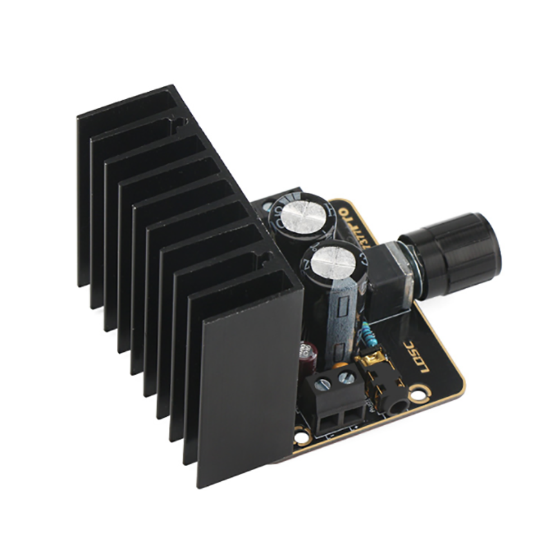 TDA7377 Speaker DC 12V Amplifiers Board 2x35W 2 Channel Car Power Amplifier Stereo Audio Amp Boards