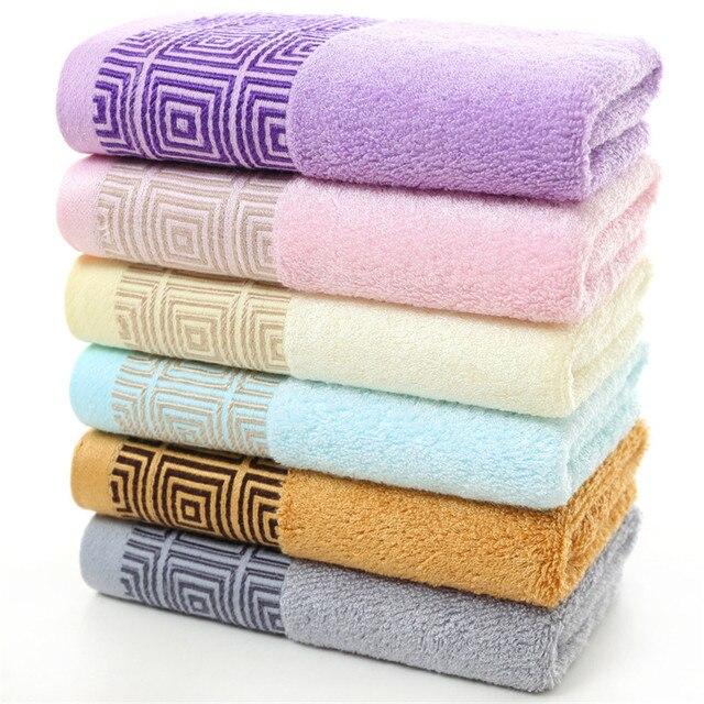 ZHUO MO мягкое бамбуковое волокно Уход за кожей лица полотенце для взрослых толстые Ванная комната полотенце с повышенной абсорбирующей способностью 34x74 см Полотенца