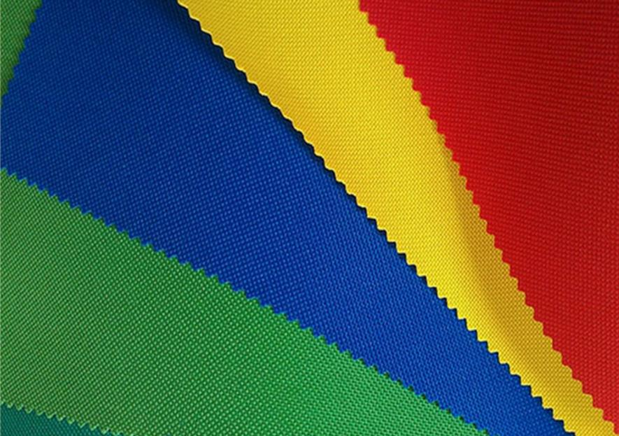 420D PU coating waterproof fabric, outdoor sportswear fabrics, outdoor backpack cloth. 500g sqm waterproof oxford cloth 420d thick pvc fabric waterproof material