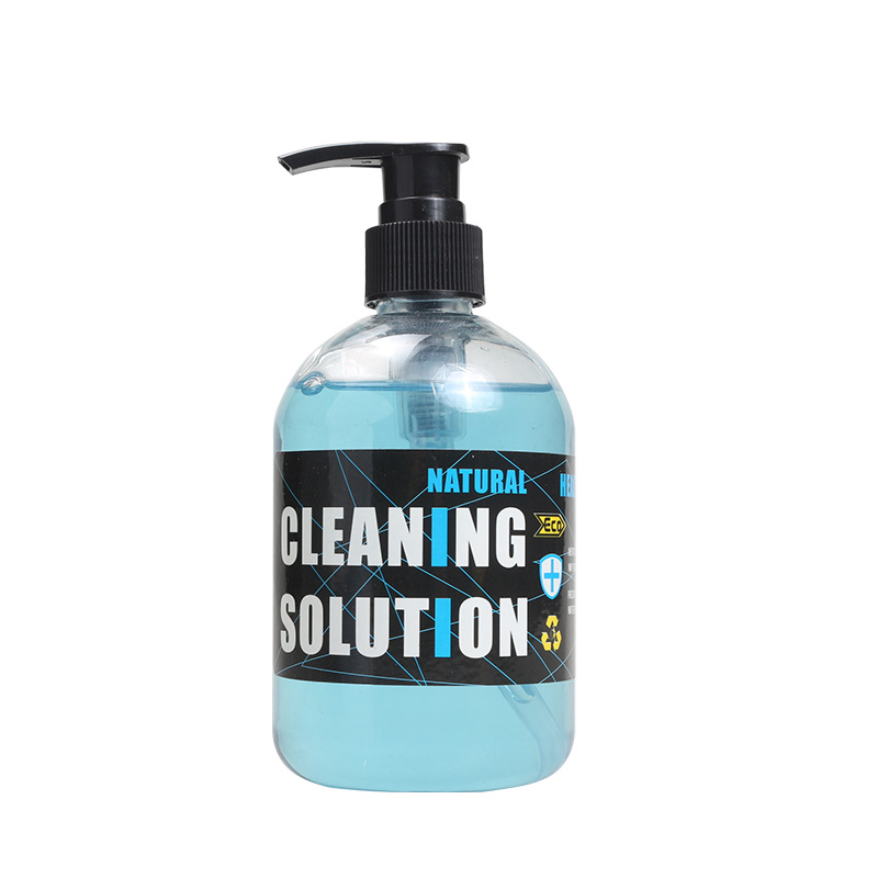 Bottled 350ml Tattoo Cleaning Solution For Skin Cleaning Supplies Natural Solution