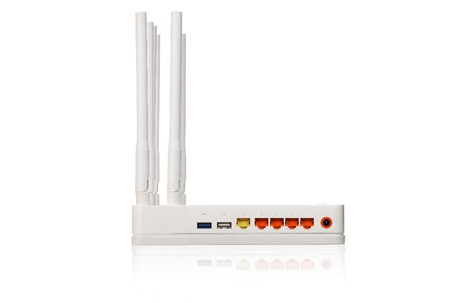 1000Mbs Dual Band Gigabit Wi-Fi Router