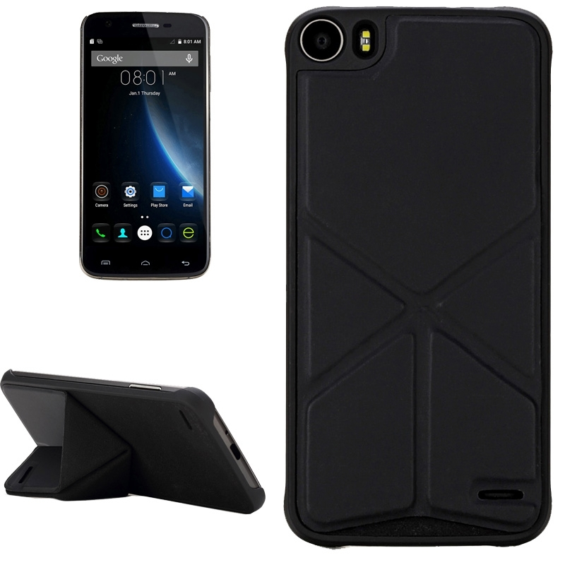 DOOGEE Mobile Phone Case for DOOGEE F3 / F3 Pro Smartphone Back Protector Leather Case Cover