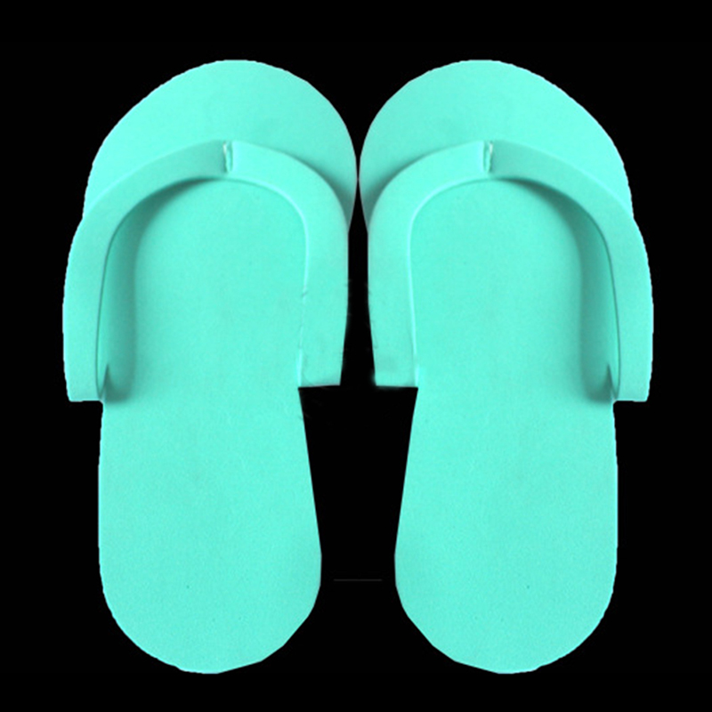 Image 5 - 36 Pair Disposable Foam Slippers High Quality Foam Pedicure Slippper for Salon Spa Pedicure Flip Flop Tools Spa Pedicure Sandals-in Foot Care Tool from Beauty & Health