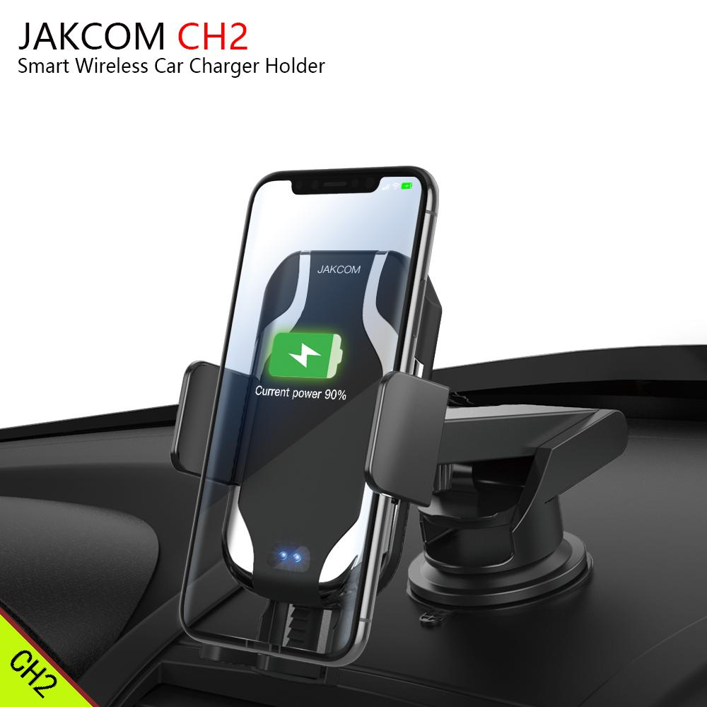 JAKCOM CH2 Smart Wireless Car Charger Holder Hot sale in Chargers as rechargeable battery 4v miboxer c4 peg perego