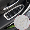 Stainless Steel Window Lift Door Button Control Frame Set Car Accessories For BMW 3 Series F30
