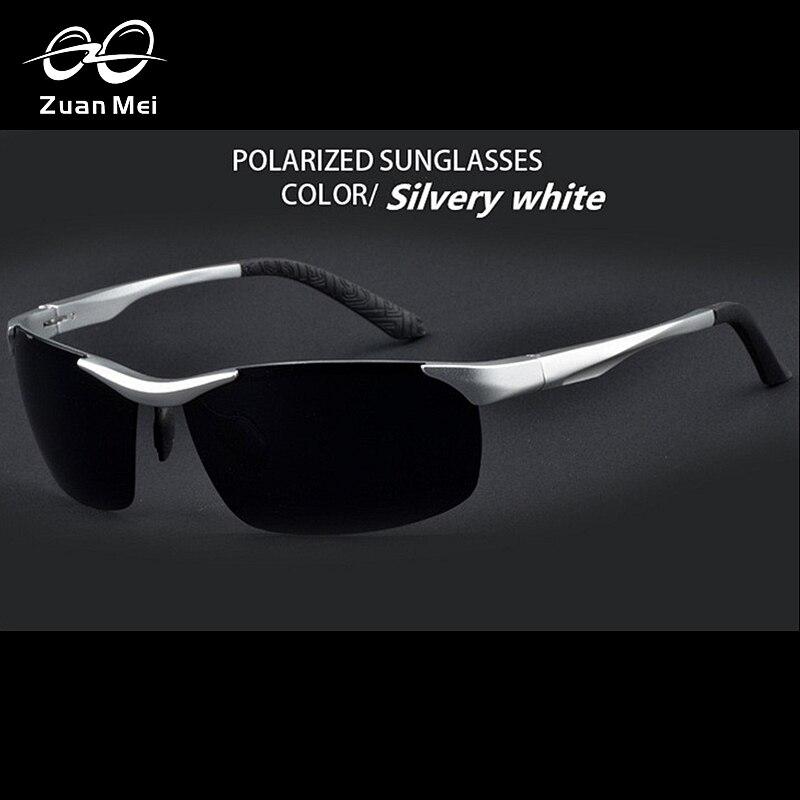 e079d05829 Zuan Mei Brand Summer Sunglasses Men Oculos De Sol Aluminum Sun Glasses For  Men Driving Glasses Tour Men Sunglass ZM8531