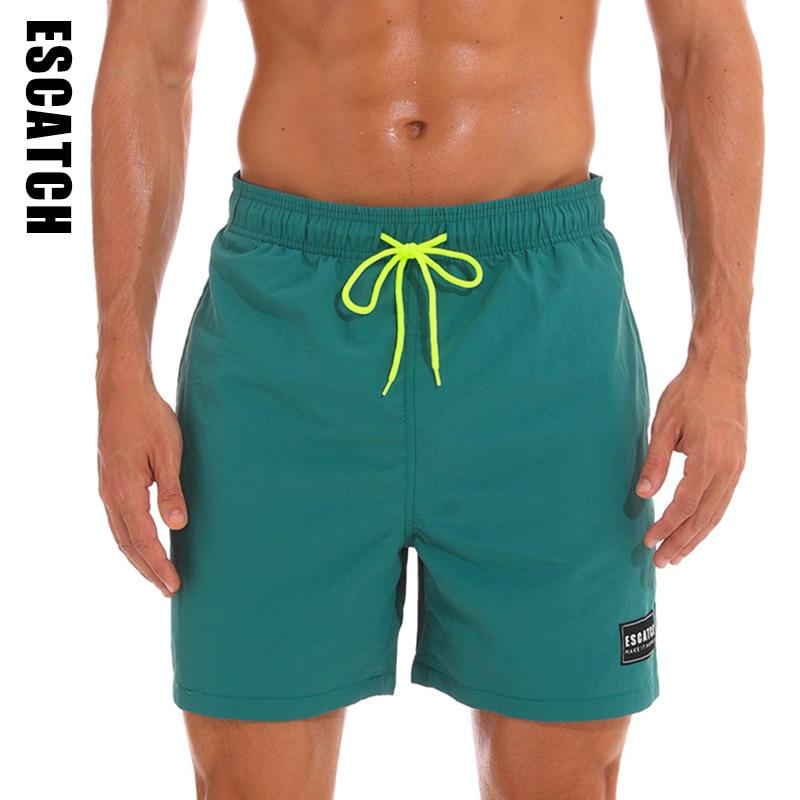 Boys Mens Black Swimming Trunks Underwear Shorts Ages 5-13 Sizes S M L