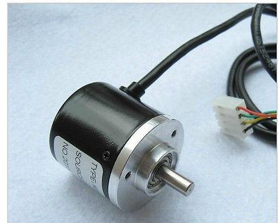 Encoder 400 P/R Inkrementale Drehgeber 400 p/r AB phasengeber 6mm