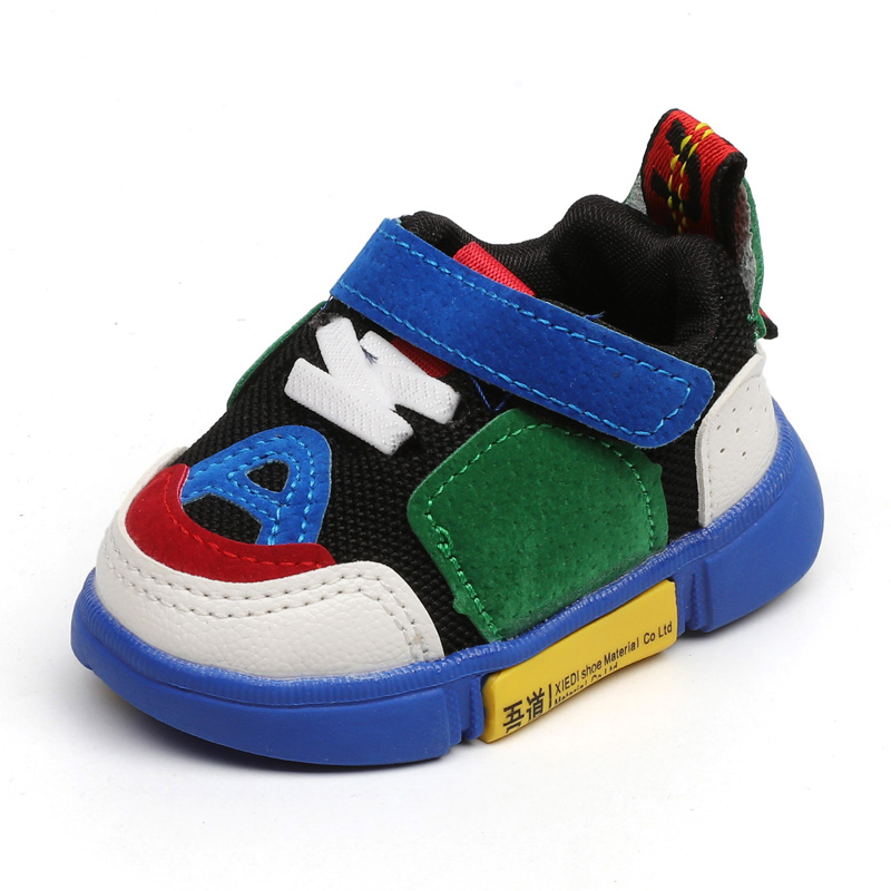 Kids Baby Boys Sneakers Shoes Autumn/Spring Little ...