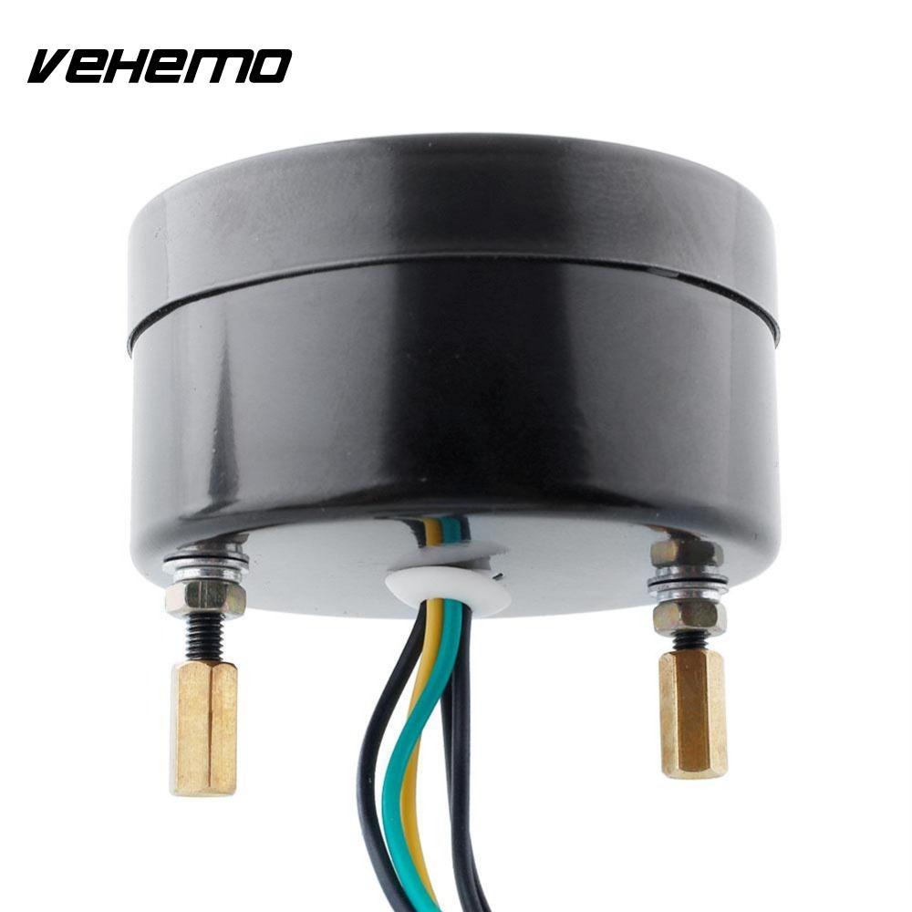 Car Fuel Gauge 10 LED Fuel Level Meter Gauge Fuel Level Sensor 12V ...