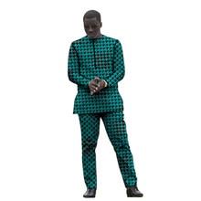 africano degli abiti stampa