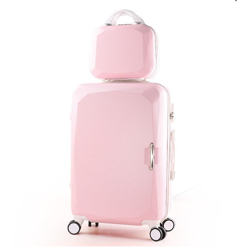 Com Rodinhas Infantiles Valise Enfant Viaje Trolley Bag Mala Viagem Valiz Koffer Maleta Suitcase Luggage 2022242628inch