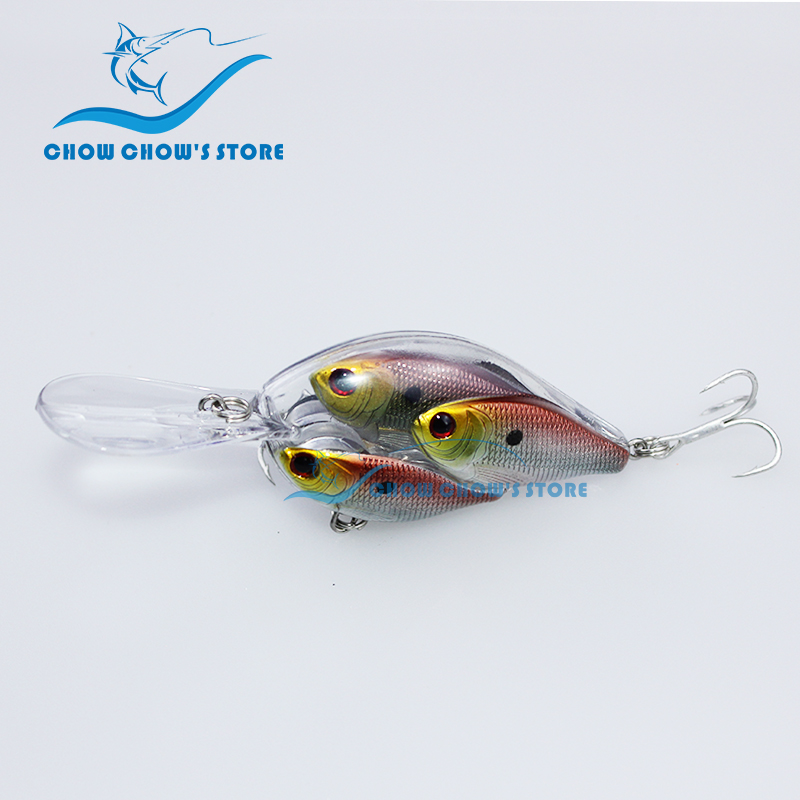 New Fishing Lure Japan Swimbait Crankbait Carp Fishing Wobblers Camarao Kunstig Hard Plug Lure 9cm 17g Alt Til Fiskeri