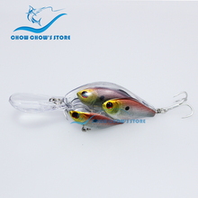 New Fishing Lure Japan Swimbait Crankbait Carp Fishing Wobblers Camarao Artificial Hard Plug Lure 9cm 17g Everything For Fishing