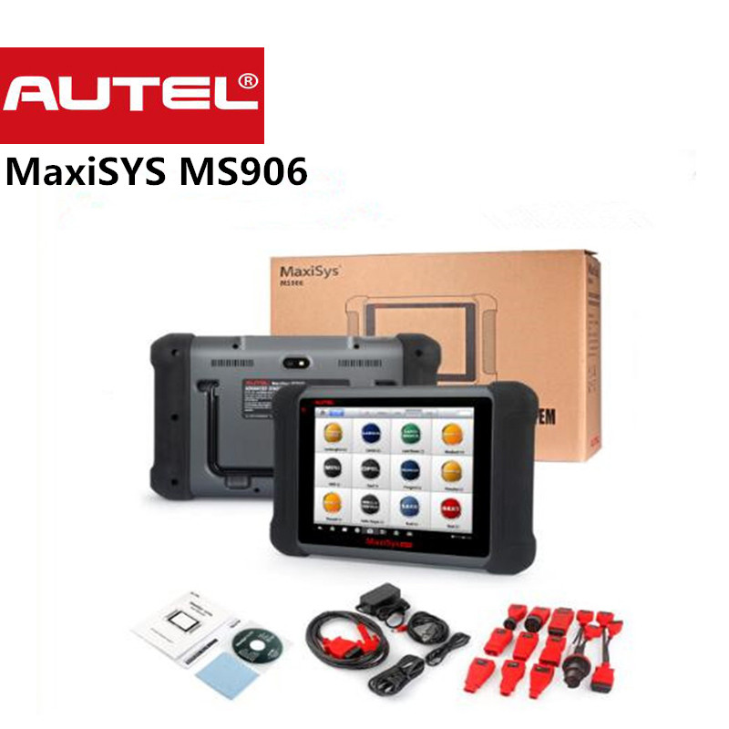 AUTEL MaxiSYS MS906 Auto Diagnostic Scanner MS906 Next Generation of Autel MaxiDAS DS708 Diagnostic Tools Update Online