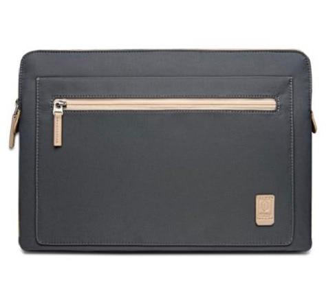 Sac d'ordinateur portable Cas pour Macbook Pro Air 13 Cas Nylon Imperméable Portable Sac 14 pour Dell XPS 13 Couverture pour macbook Pro 13