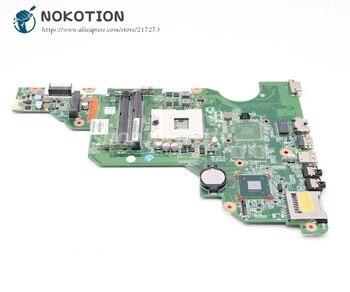 NOKOTION 688018-501 688018-001 MAIN BOARD For Hp compaq CQ58 2000 2000-2204TU Laptop Motherboard HM70 DDR3 Free CPU