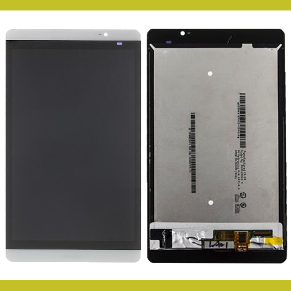 Подробнее о For Huawei MediaPad M2 M2-801 8.0 Inch Full White LCD Display Monitor + Touch Screen Digitizer Glass Panel Assembly Replacement new 5 2 inch for huawei honor 7 lcd display monitor with touch screen digitizer glass sensor full assembly repartment