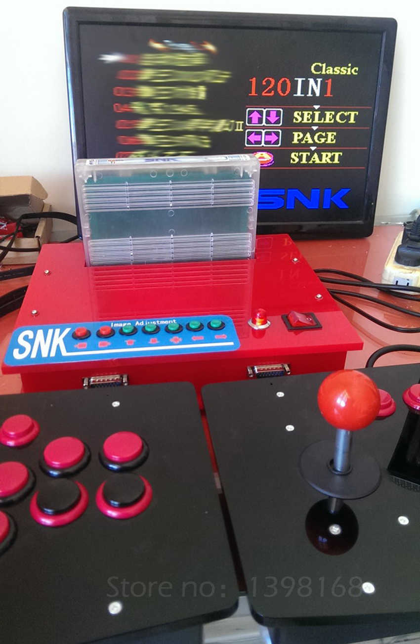 Detail Feedback Questions about NEW JAMMA CBOX MVS SNK NEOGEO MVS 1C