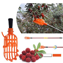 Portable Fruit Picking Tool Greenhouse Plastic Picker Catcher Gardening Farm Garden Hardware Device