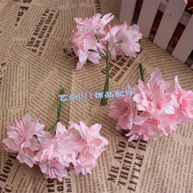Online shop artificial cherry blossom flower wedding bouquetssilk image mightylinksfo