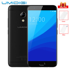 UMIDIGI C2 5.0 Inch FHD 4GB RAM 64GB ROM 4G Smartphone Android 7.0 Octa Core 5MP+13MP Dual Cameras 4000mAh Mobile Phone MTK6750T