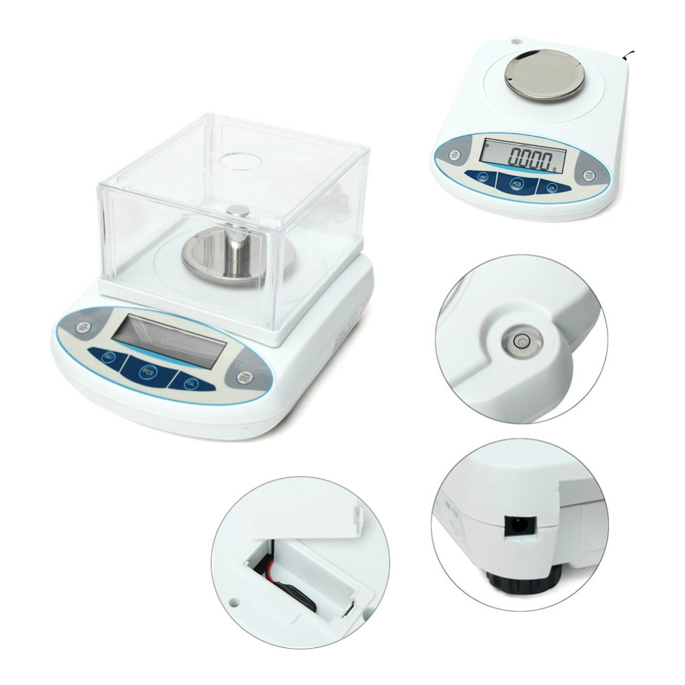 HOT SALE] 5000g/0 01g Analytical Balance Digital Scales