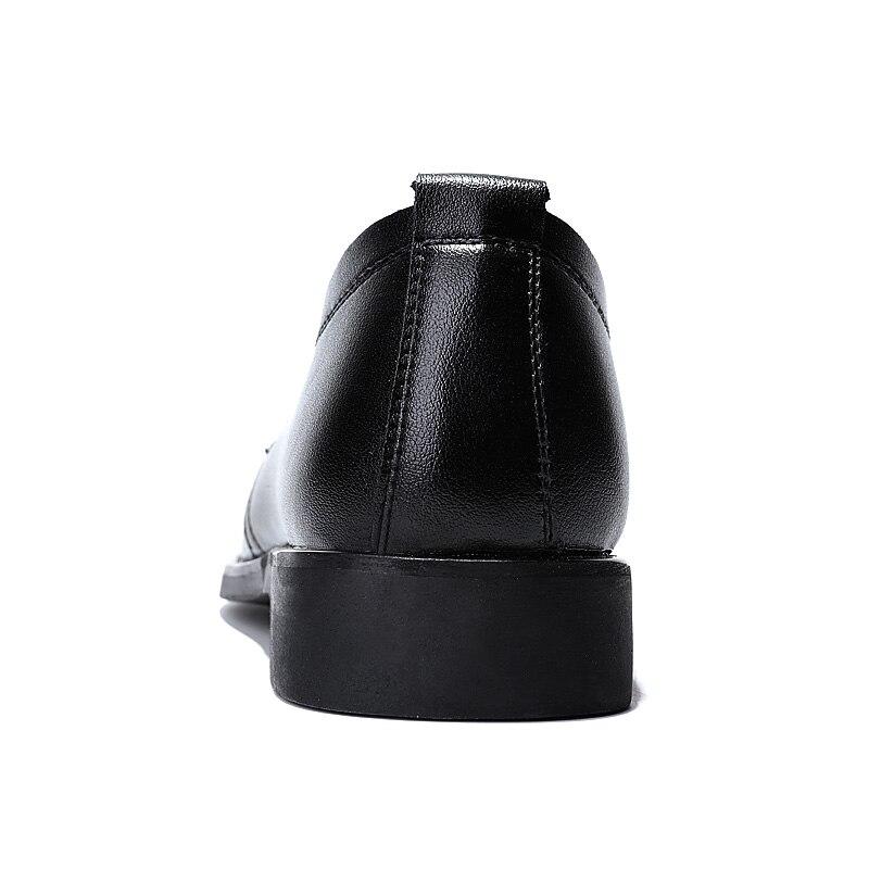 Lace Sociais Escritório up Masculino Northmarch Para De Sapatos Couro Negócios Mocasines Italiano Formais Sapato Preto Homens Mens PwPzvqr6xZ