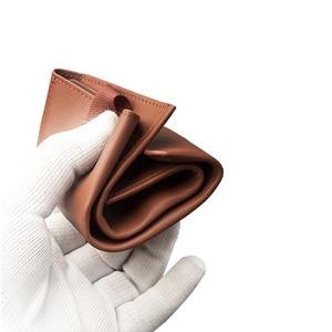 Image 4 - Qialino estilo de negócios caso para samsung galaxy note 9 artesanal couro genuíno carteira bolsa slot para cartão capa para samsung nota 8