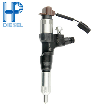 6pcs/lot nEW Diesel engine fuel injection nozzle DLLA155P848 - injektor 095000-6353 Common Rail Injector Assembly 095000 6353