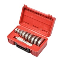 Bearing Race Seal Driver Installer Set Remover 10 Piece Auto Tools