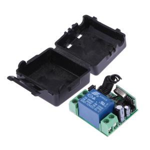 Image 2 - Kablosuz uzaktan kumanda anahtarı evrensel DC 12V 10A 433MHz Telecomando verici alıcı ile anti hırsızlık alarmı için sistemi