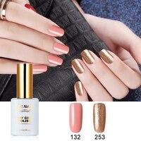 RS Gelpolish Soak Off UV LED 2 PIECES Color 132 253 Gel Polish 15ML Nail