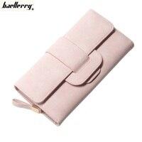 Baellerry Wowen S Long Leather Wallet Lichee Pattern Multifunctional Female Purses Fashion Clutch Bag Card Holder