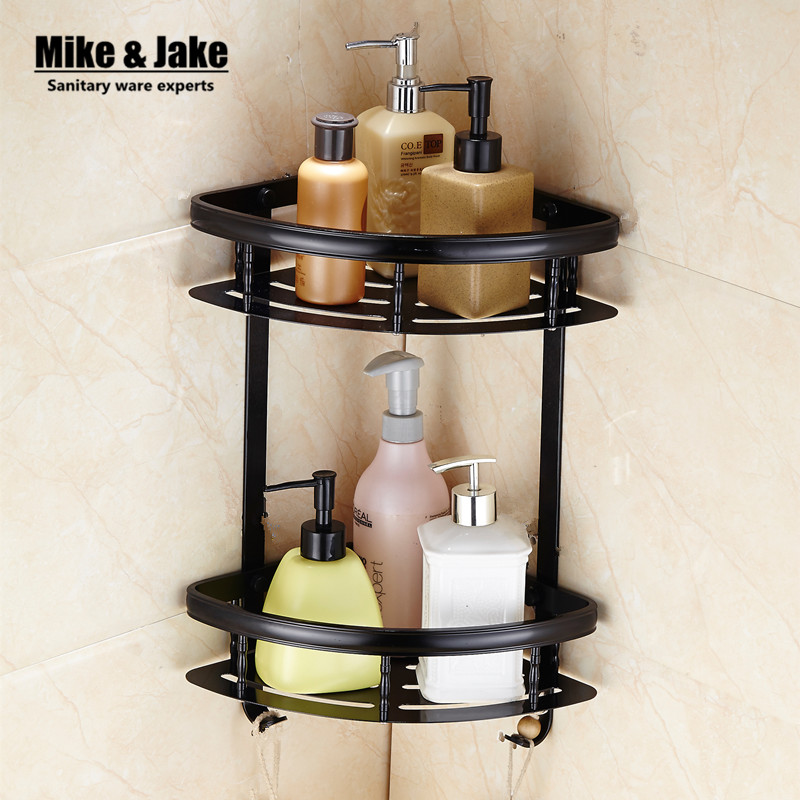 Black Bathroom corner shelf cosmetic rack with single lever bathroom rack shelf Households Rack bathroom corner shelf MH9000 corona processor shelf corona treatment 1100 film impact machine shelf the shelf the width the electric airsick discharge rack