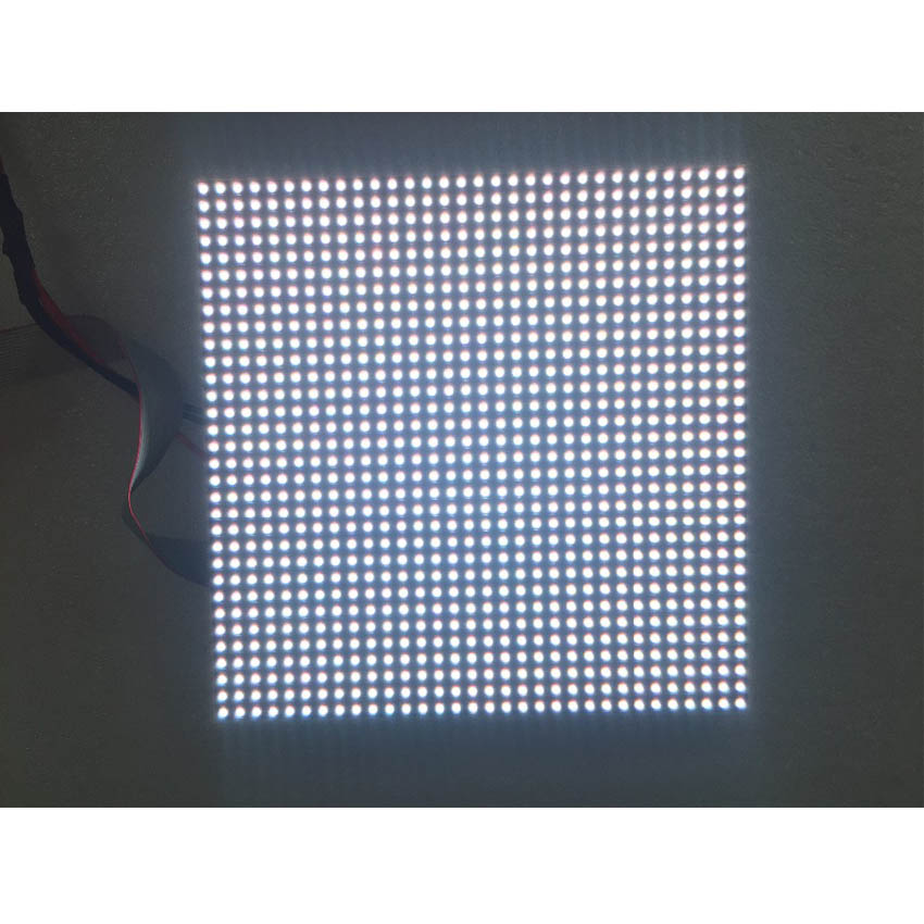 HD Giant Screen P6 SMD Indoor Full Color 6mm Led Pixel 32*32 Module 192*192mm RGB Led Panel
