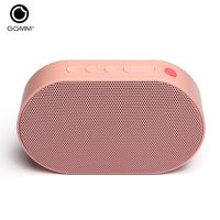 GGMM E2 Bluetooth Speaker Portable Speaker WIFI Wireless Speaker Outdoor Sound Box Bass Handsfree Calls Work
