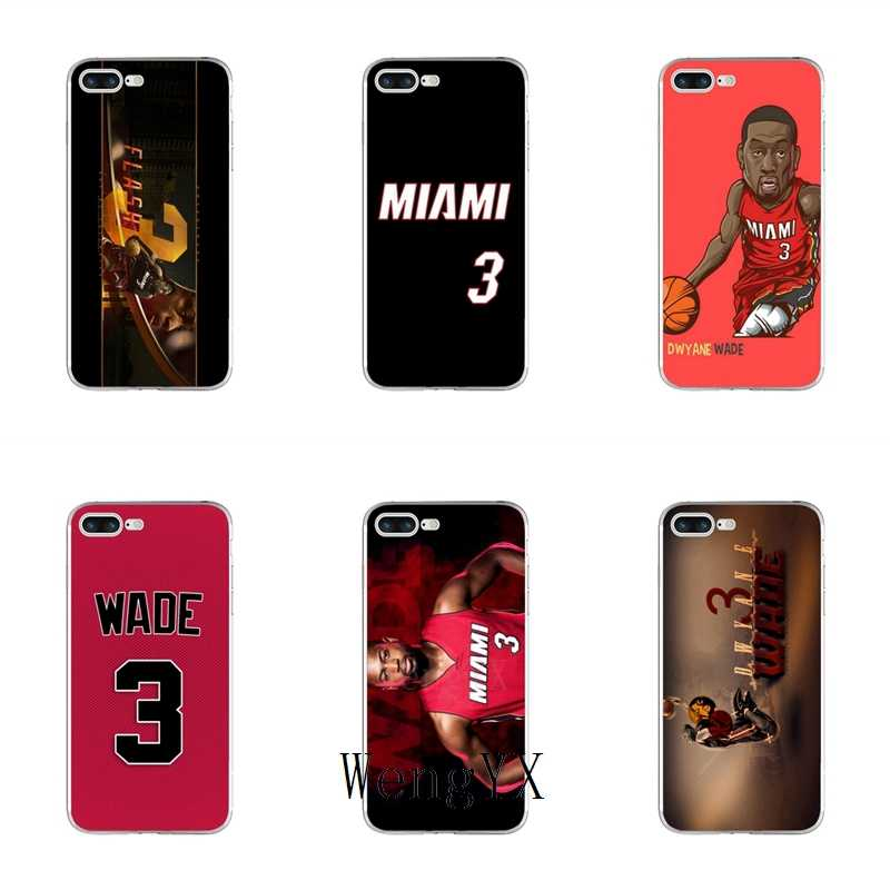 c465b9601 Detail Feedback Questions about basketball Dwyane Wade NO.3 Slim silicone  TPU Soft phone case For iPhone X 8 8plus 7 7plus 6 6s plus 5 5s 5c SE 4 4s  on ...