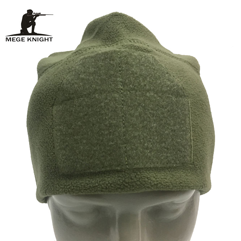 MEGE Unisex Winter Fashion Fleece Cap, Casual Thermal Winter Warmer Beanie, Skullies Bonnet Cap Gorro Headwear Men Women