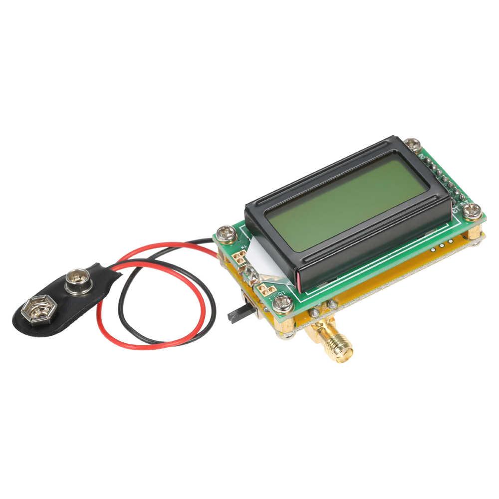 DIY Hoge Nauwkeurigheid En Gevoeligheid 1-500 MHz Frequentie Meter Teller Module Hz Tester Meting Module Lcd-scherm